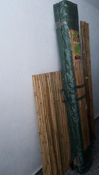 Bambú natural NUEVO