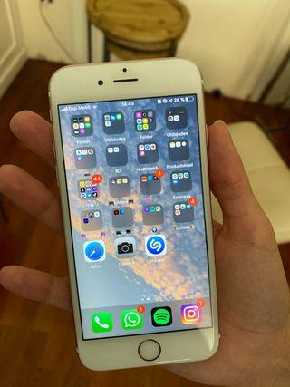 iPhone 6 s rosa