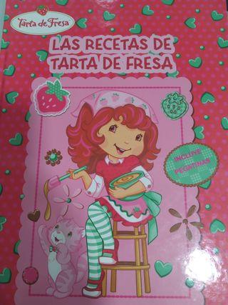 Libro de recetas infantil