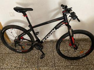 Oferta bicicleta de montaña