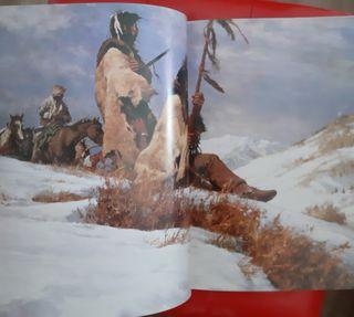 Libro The Art Of Howard Terpning (en ingles)