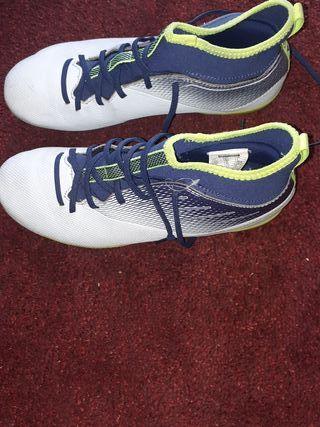 Zapatos futbol con tacos cespe Kipsta decathlon