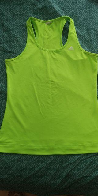 camiseta sin mangas Adidas