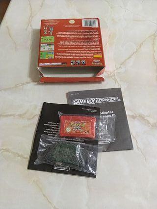 Pokémon Rojo Fuego GBA