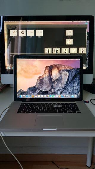 macbook pro i5 15