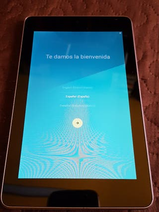tablet asus google nexus 7