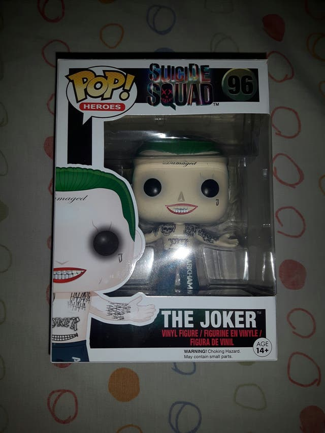 Funko Joker Suicide Squad