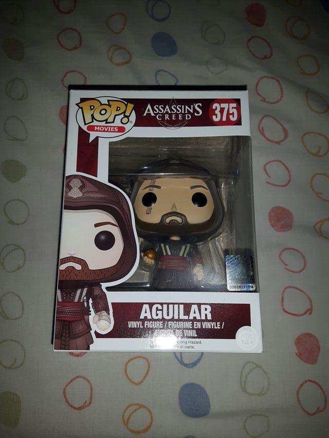 Funko Aguilar