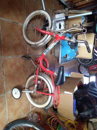 bicicleta B.H