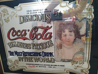 Espejo Coca-Cola