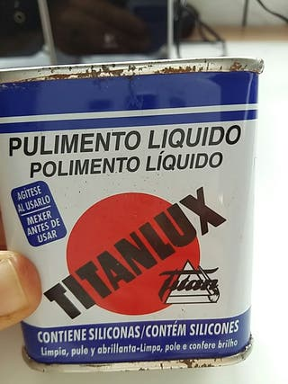 pulimento líquido Titanlux