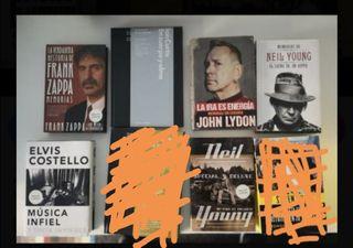 libros MALPASO música