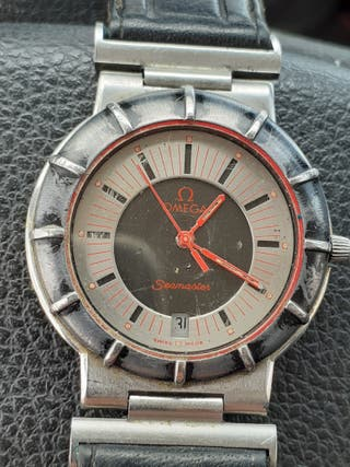 fantástico reloj Omega vintage