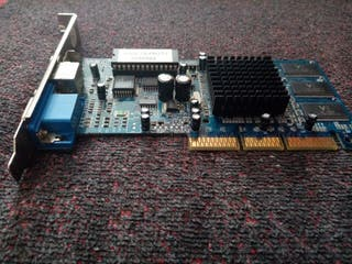 Tarjeta Gráfica ATI Radeon 128 Pro TV