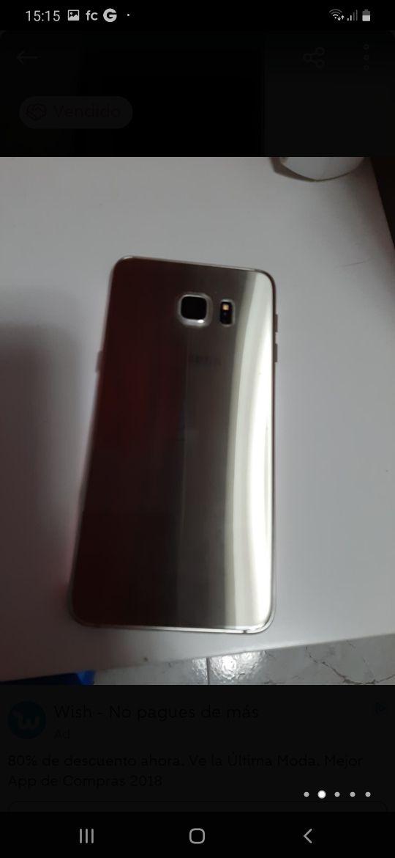 telefono Samsung galaxias s6 edge