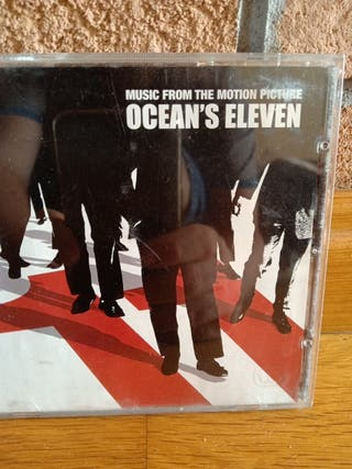 Oceans eleven músic from the motion