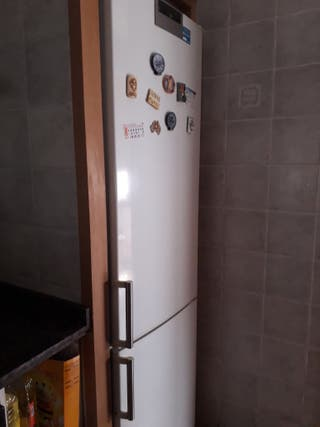 de frigorifico color blonco