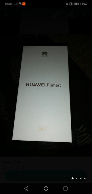 Huawei p smart versión 2019