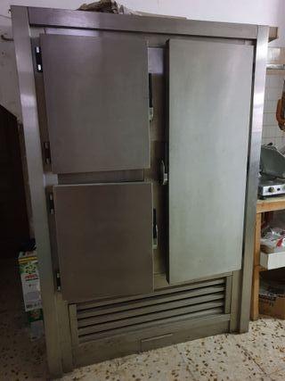 Armario cámara frigorifica