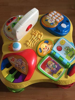 Mesa de bebé