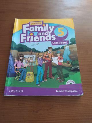 libro de texto inglés 5° de primaria