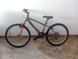"Bicicleta 24"" Decathlon"