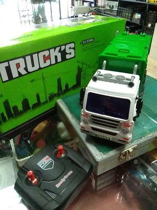 Camión RC de SIVA mod. BASURERO Truk's