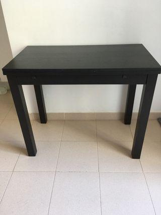 Mesa de cocina extensible / alas plegables