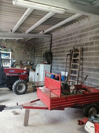 motocultor 12 cv diesel y aperos