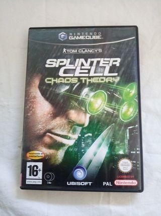 Splinter Cell Chaos theory Gamecube