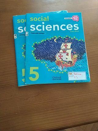 libro de texto social sciences