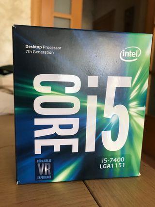 Procesador i5 7400