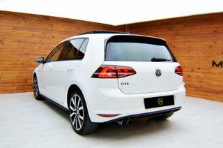Volkswagen Golf GTE Blanco 2015