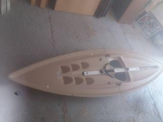 Kayak Piragua Yakka Plegable