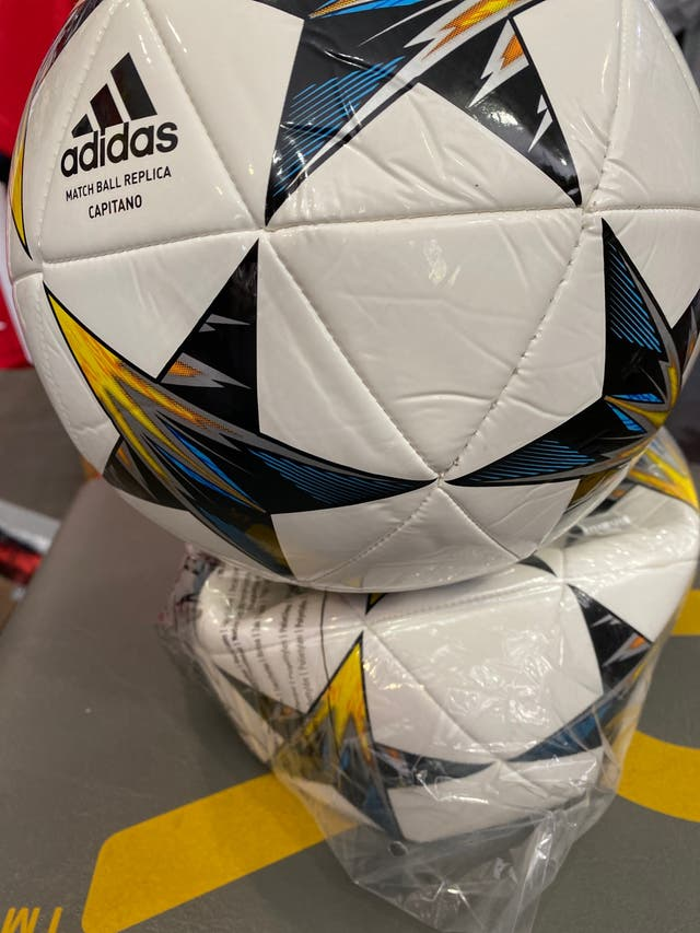 Balón ADIDAS CHAMPION LEAGUE FINAL KIEV NUEVO