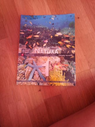 Libro Naturales 1 ESO