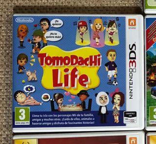 Juego Tomodachi Life para Nintendo 2DS/3DS
