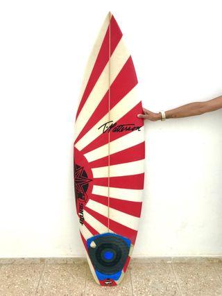 Tabla de surf T. Patterson