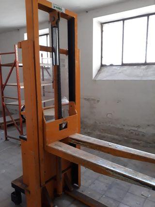carretilla elevadora electrica