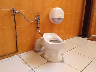 Inodoro WC infantil para niños escuela infantil
