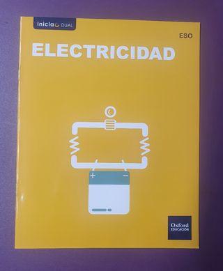 Libro de texto electricidad 3 ESO