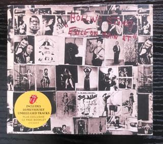 Lote Rolling Stones CD