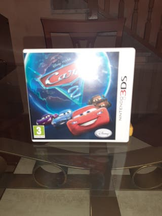Cars 2 de Nintendo 3DS