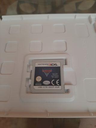 Cars 2 de Nintendo 3DS