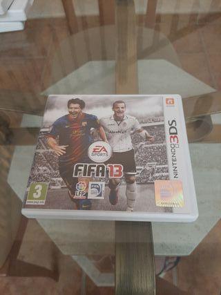 FIFA 13 Nintendo 3DS