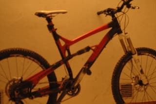 Mountain Bike Lapierre Doble suspensión. 26´´