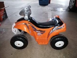 moto-quat de bateria