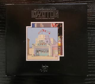 Led Zeppelin The Song Remains The Same CD