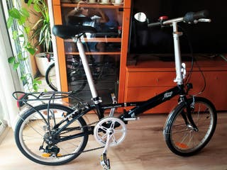 Bicicleta plegable CONNOR ZIPPY