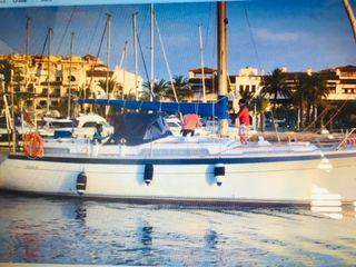 Barco Velero Moody40
